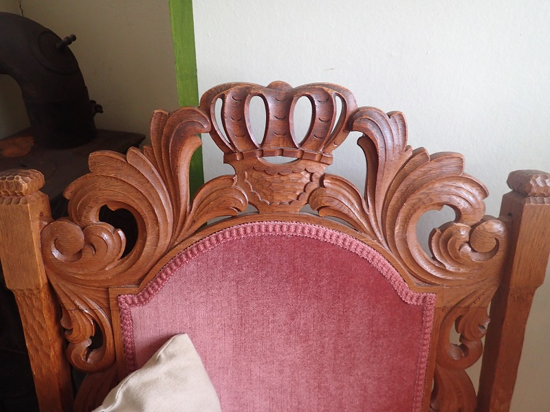 Bjotveit stol